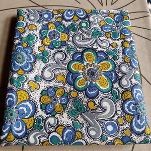 """Vintage Cotton Print Fabric 3y X 29.5"""""""